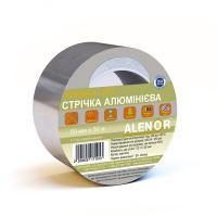 Скотч алюминиевый PET Alenor